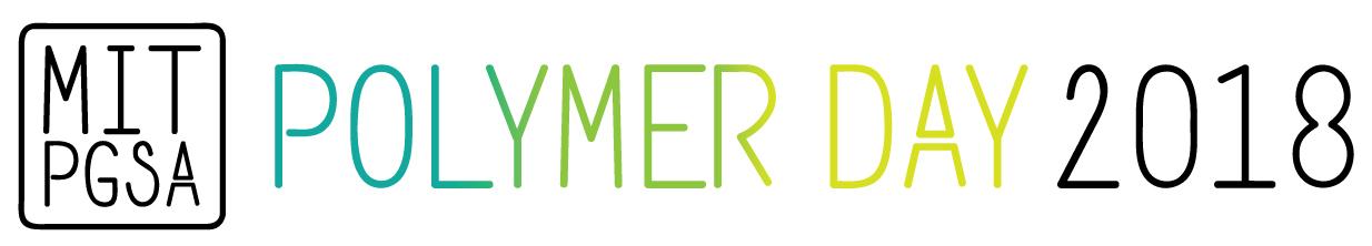 MIT Polymer Day Symposium logo